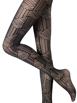 Abstract Mistery Tights