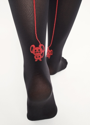 Chinese New Year Tights