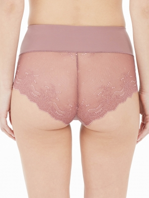 Undie-Tectable Lace Hi-Hipster