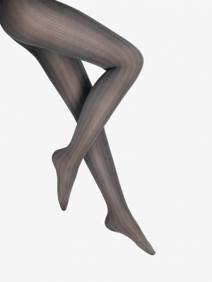 Striped Snake Tights