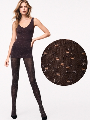 Lurex Tights