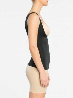 Power Conceal-Her Open-Bust Cami