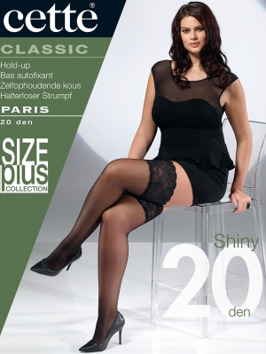 Paris Size Plus