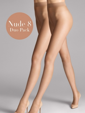 Nude 8 Duo Pack